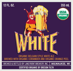 Lakefront Brewery, Inc White