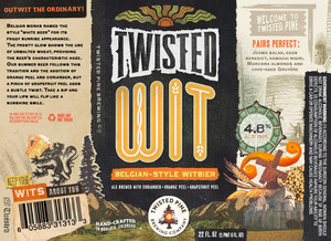 Twisted Pine Twisted Wit
