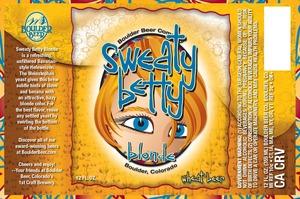 Sweaty Betty Blonde