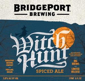 Bridgeport Brewing Witch Hunt