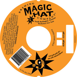 Magic Hat #9 June 2014