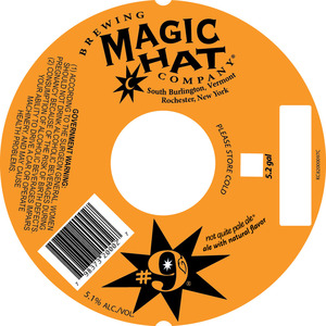Magic Hat #9 June 2014