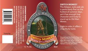 Roanoke Railhouse Switchmonkey
