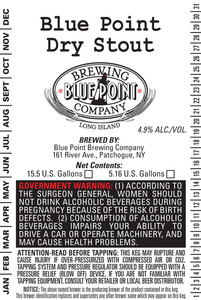 Blue Point Dry
