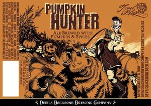 Devils Backbone Brewing Company Pumpkin Hunter
