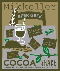 Mikkeller Cocoa Shake