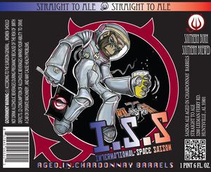 International Space Saison Aged In Chardonnay Barrels