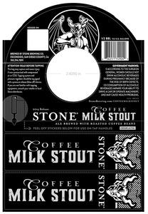 Stone Brewing Co Stone Coffee Milk Stout
