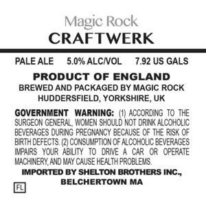 Magic Rock Craftwerk