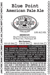 Blue Point American Pale