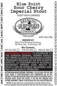 Blue Point Sour Cherry Imperial