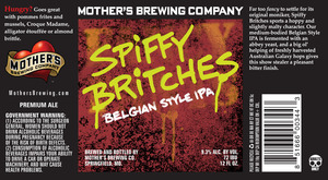 Mother's Brewing Company Spiffy Britches