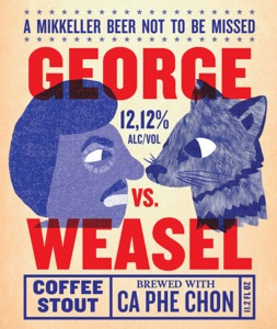 George Vs. Weasel