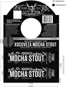 Stone Brewing Co Xocoveza Mocha Stout
