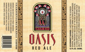 Oasis Red Ale