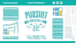 Half Full Pursuit India Pale Ale