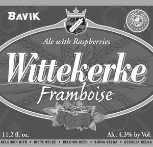 Wittekerke Framboise