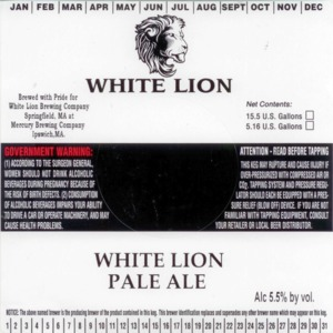 White Lion Pale