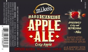 Mike's Hard Smashed Apple Ale