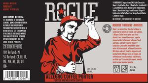 Rogue Allegro Coffee July 2014