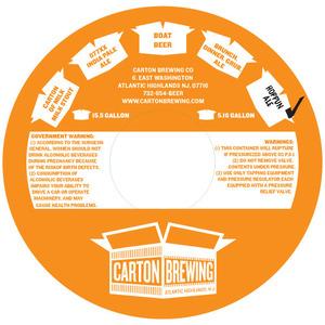 Carton Brewing Company Hoppun