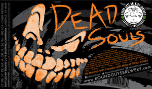 Round Guys Brewing Company Dead Souls