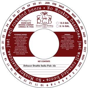 Debaser Double India Pale Ale