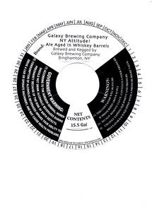 Galaxy Brewing Company Ny Attitude!