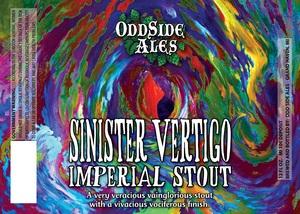 Odd Side Ales Sinister Vertigo