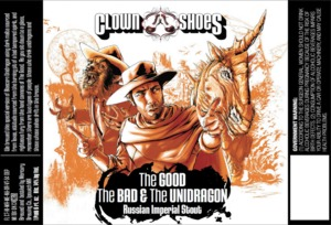 Clown Shoes The Good, The Bad, The Unidragon