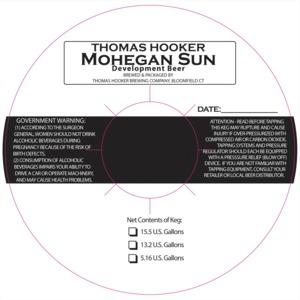 Thomas Hooker Brewing Company Mohegan Sun Developmental