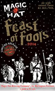 Magic Hat Feast Of Fools