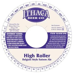 Ithaca Beer Company High Roller