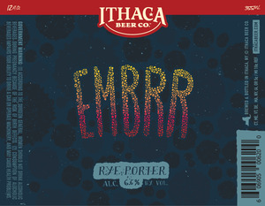 Ithaca Beer Company Embrr