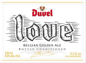 Duvel Belgian Golden Ale July 2014