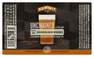 Summit Brewing Company Herkulean Woods