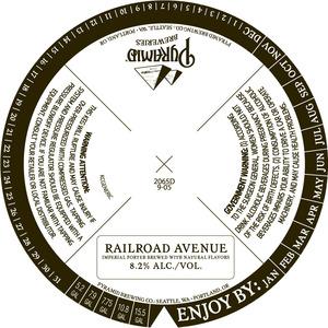 Pyramid Railroad Avenue