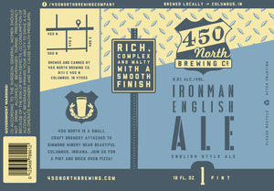 450 North Brewing Company Ironman