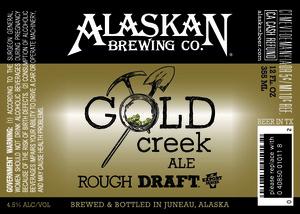 Alaskan Gold Creek July 2014