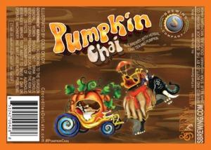 Saugatuck Brewing Co. Pumpkin Chai July 2014