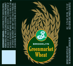 Brooklyn Greenmarket Wheat