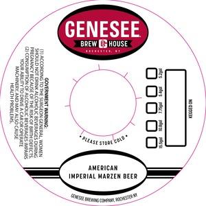 Genesee American Imperial Marzen