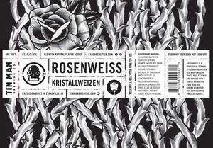 Rosenweiss Kristallweizen