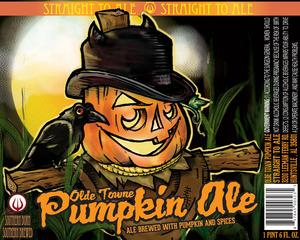 Olde Towne Pumpkin Ale