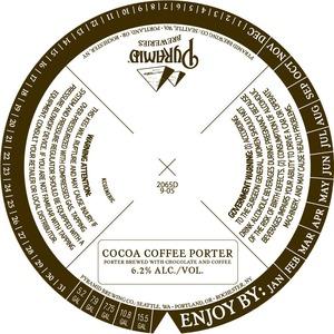 Pyramid Cocoa Coffee Porter