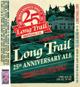 Long Trail 25th Anniversary