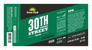 Green Flash Brewing Company 30th Street