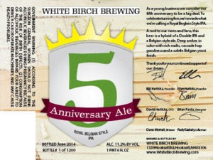 White Birch Brewing Anniversary 5