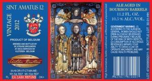 De Struise Brouwers Sint Amatus