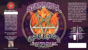Starr Hill Sabbath